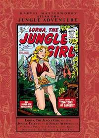 Marvel Masterworks: Atlas Era Jungle Adventures - Volume 3 by  Bob Brown (Illustrator)  Dick Ayers (Illustrator) - Hardcover - 2013-03-05 - from Ergodebooks and Biblio.com