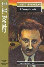 E. M. Forster : A Passage to India by  E. M Forster - Paperback - from Better World Books  (SKU: 4553969-6)