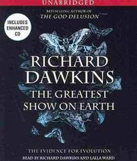 image of The Greatest Show on Earth-The Evidence for Evolution (Book on CD)