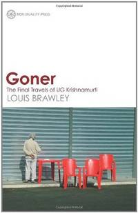 image of Goner: The Final Travels of UG Krishnamurti