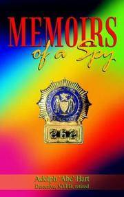 Memoirs of a Spy