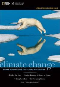 National Geographic Learning Reader: Climate Change Printed Access Card (National Geographic...