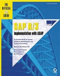 SAP R/3 Implementation With ASAP