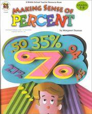 Making Sense of Percent