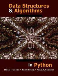 DATA STRUCTURES+ALGORITHMS IN PHYTHON