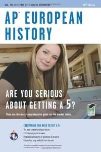 AP European History (Advanced Placement (AP) Test Preparation)