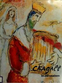 CHAGALL IN JERUSALEM by Marc Chagall - Hardcover - 1983 - from Stanza Books and Art and Biblio.com