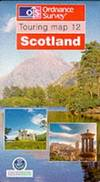 image of Scotland (Touring Maps & Guides) (English, French and German Edition)
