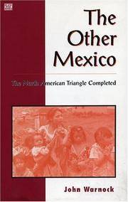 image of THE OTHER MEXICO  the North American Triangle Completed