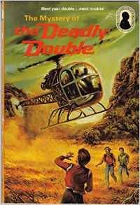 image of MYSTERY OF THE DEADLY DOUBLE (Three Investigators Mystery) Arthur, Robert