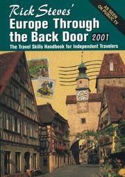 Rick Steves' Europe Through the Back Door 2001