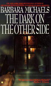 The Dark on the Other Side by Barbara Michaels - Paperback - 1997/08/01 00:00:00.000 - from Colorado's Used Bookstore, Inc.  (SKU: 251693)