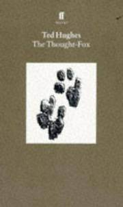 Thought Fox (Collected Animal Poems) (v. 4)