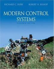 image of Modern Control Systems (11th Edition)