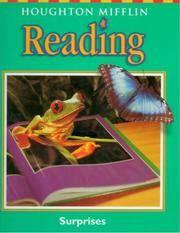 Surprises: Level 1.3 (Houghton Mifflin Reading).