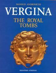 image of Vergina: the Royal Tombs
