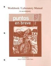 Workbook/Lab Manual to accompany Puntos en breve