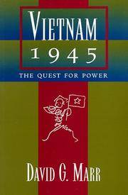 image of Vietnam 1945: The Quest for Power