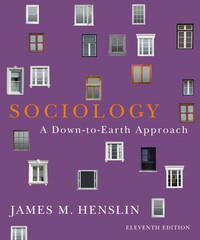Sociology: A Down-to-Earth Approach Plus NEW MySocLab with eText -- Access Card Package (11th Edition) by James M. Henslin - Hardcover - 2011-03-06 - from Books Express and Biblio.co.uk