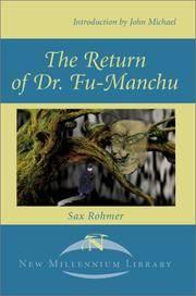 The Return Of Dr Fu-Manchu