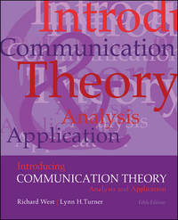 Introducing Communication Theory: Analysis and Application by  Richard L West - Paperback - 5 - from Textbook Central (SKU: s19-2622b)