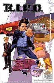R.I.P.D. [Paperback] Lunsford, Matt; Marangon, Lucas and Emberlin, Randy