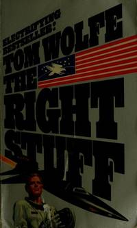 The Right Stuff by  Tom Wolfe - Paperback - First Thus - 1980 - from Eric James and Biblio.co.uk
