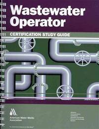 image of Wastewater Operator Certification Study Guide