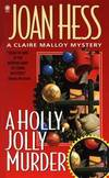 image of A Holly Jolly Murder (Claire Malloy Mysteries, No. 12)