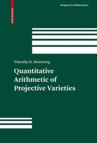Quantitative Arithmetic of Projective Varieties