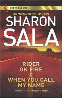image of Rider on Fire and When You Call My Name (Harlequin Bestseller)