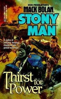 Thirst For Power (Stony Man #44) (Stonyman, 44) [Paperback]  by Pendleton