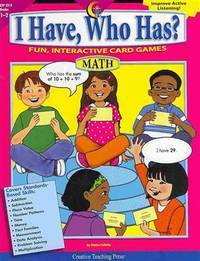 I Have, Who Has Math Gr. 1-2