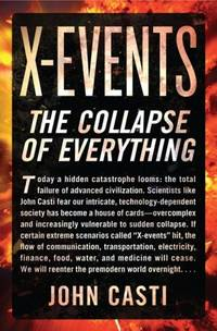 X-Events the Collapse of Everything