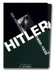 image of Hitler: 1889-1936 (Biographies et m�moires, 1) (French Edition)