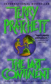 The Last Continent (Turtleback School & Library Binding Edition) (Discworld Novels) by Terry Pratchett - 2000-03-01 - from Ergodebooks and Biblio.co.uk