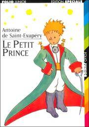 Le Petit Prince (Collection Folio Junior, 453) (French Edition)