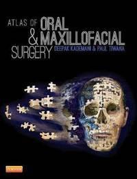 Kademani - Atlas Of Oral& Maxillofacial Surgery-1E - Second Hand Books