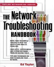 The Network Troubleshooting Handbook