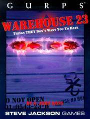 GURPS: Warehouse 23