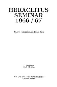 image of Heraclitus Seminar, 1966-67