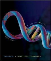 Genetics: A Conceptual Approach 3rd Edition