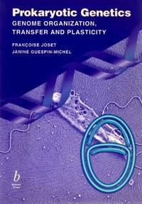 PROKARYOTIC GENETICS. Genome Organization, Transfer And Plasticity.