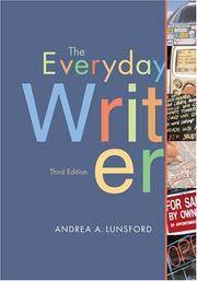 image of The Everyday Writer