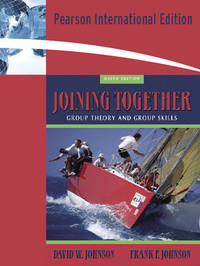 image of Joining Together: Group Theory and Group Skills: International Edition