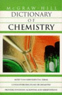 image of Dictionary of Chemistry (McGraw-Hill Dictionary of)