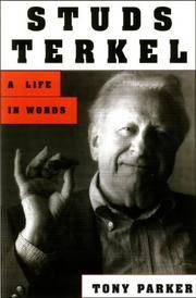 image of Studs Terkel: A Life in Words