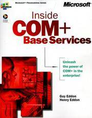 Inside COM+ Base Services (Microsoft Programming Series)