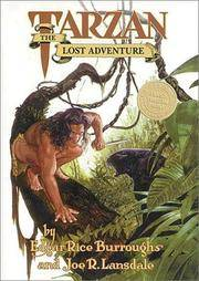 image of Edgar Rice Burroughs' Tarzan: The Lost Adventure First Edition