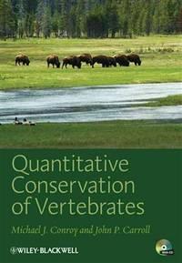 QUANTITATIVE CONSERVATION OF VERTEBRATE